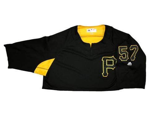 #57 Team-Issued Batting Practice Jersey
