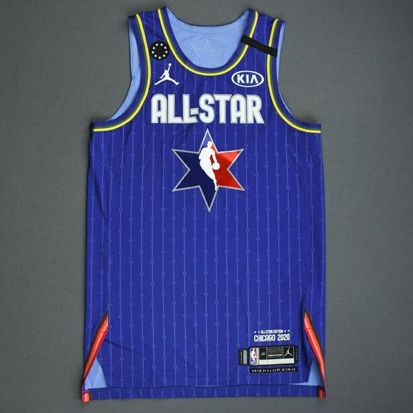 Image of Chris Paul - 2020 NBA All-Star - Game-Worn Jersey Charity Auction - Team LeBron - 1st and 2nd Quarter