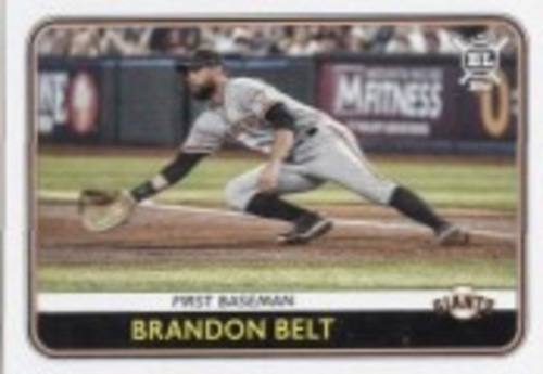 Photo of 2020 Topps Big League #226 Brandon Belt