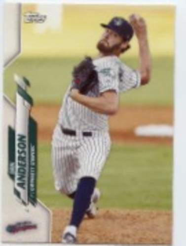 Photo of 2020 Topps Pro Debut #PD16 Ian Anderson