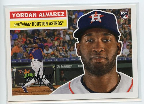 Photo of 2020 Topps Topps Choice #TC2 Yordan Alvarez