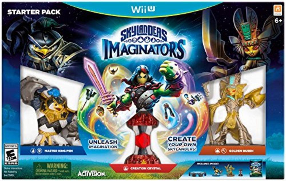 Photo of Skylanders Imaginators - Wii U
