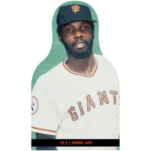 Photo of Giants Community Fund: Giants Larry Herndon Cutout