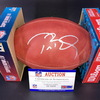 Legends - Buccaneers Tom Brady Signed Authentic Football with Super Bowl LV Logo