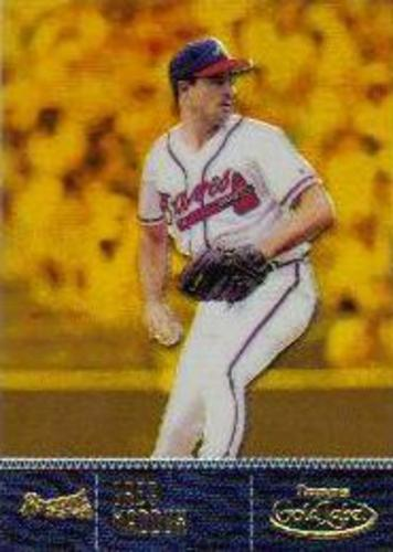 Photo of 2001 Topps Gold Label Class 1 Gold #38 Greg Maddux