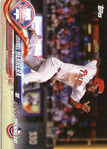 Photo of 2018 Topps Opening Day #79 Odubel Herrera