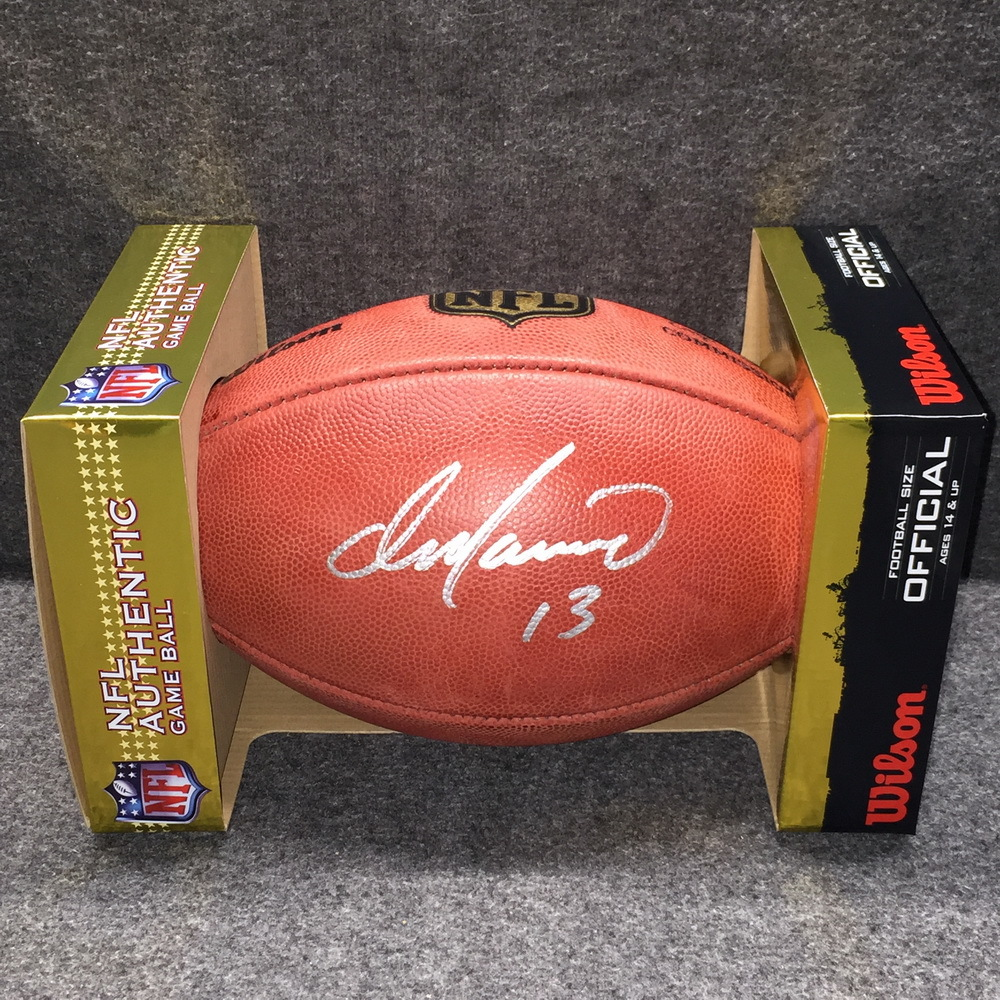 sports shoes 2df8f 61940 NFL Auction | HOF - DOLPHINS DAN MARINO SIGNED AUTHENTIC ...