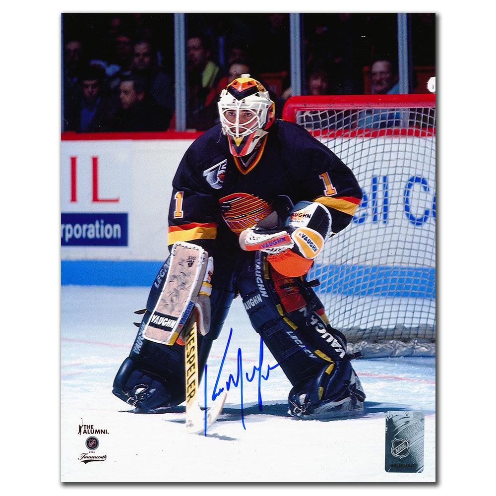 Kirk McLean Vancouver Canucks Autographed 8x10