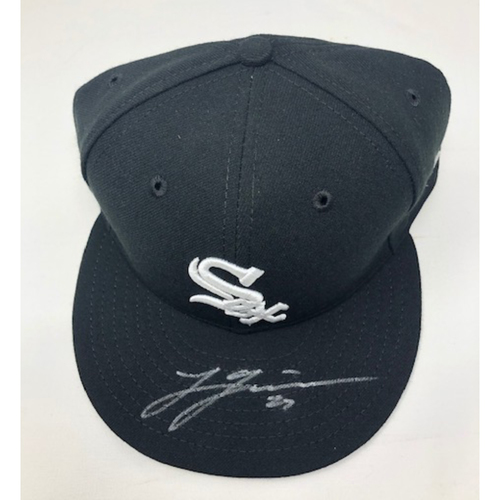 Photo of Lucas Giolito Autographed Cap