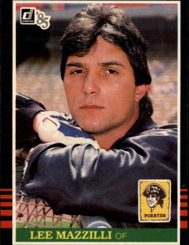 Photo of 1985 Donruss #386 Lee Mazzilli