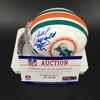 HOF - Dolphins Paul Warfield Signed Mini Helmet