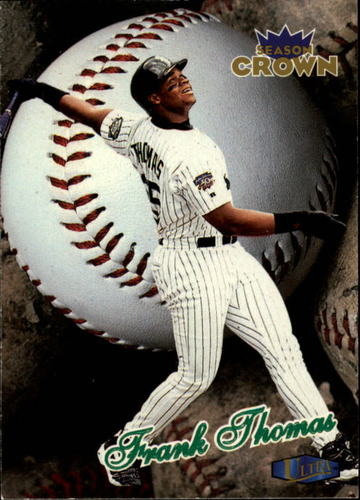Photo of 1998 Ultra #220 Frank Thomas SC