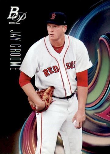 Photo of 2018 Bowman Platinum Top Prospects #TOP17 Jay Groome