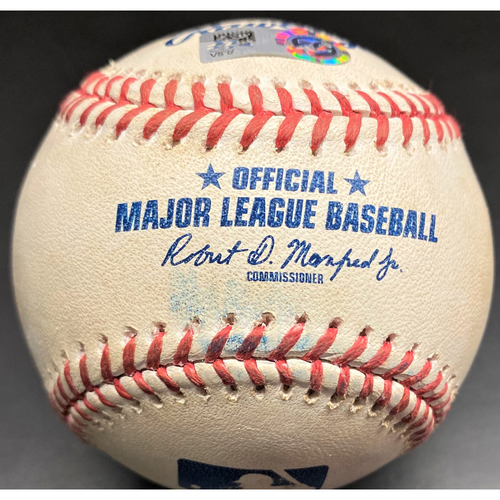 Photo of Game-Used Baseball: Jorge Polanco Minnesota Twins Home Run (MLB AUTHENTICATED)
