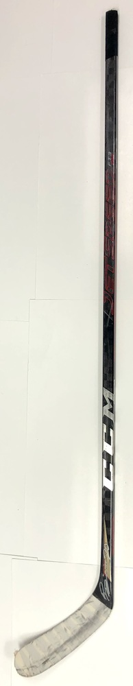 #70 Patric Hornqvist Game Used Stick - Autographed - Florida Panthers