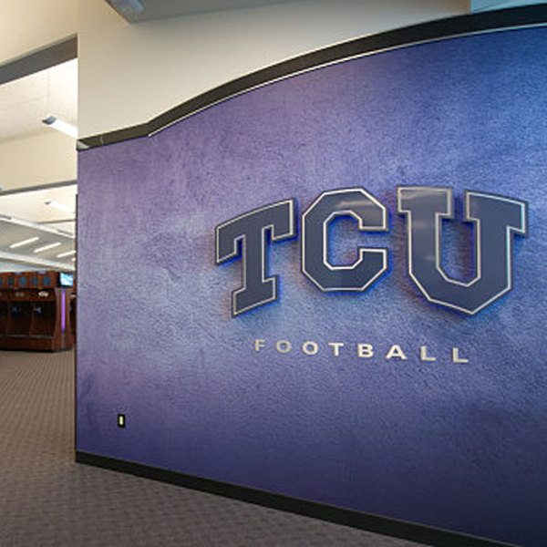 Photo of Exclusive TCU Football Locker Room Tour (2 of 2 Available)