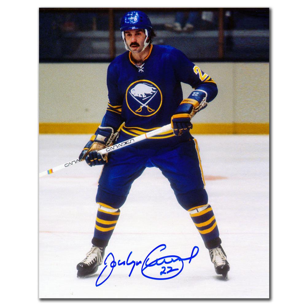 Jocelyn Guevremont Buffalo Sabres Autographed 8x10