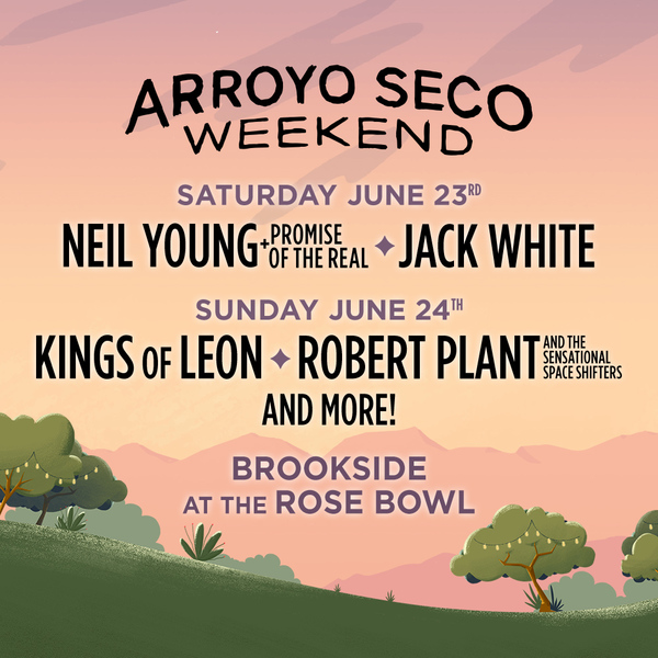 Click to view Arroyo Seco Weekend VIP Experience.