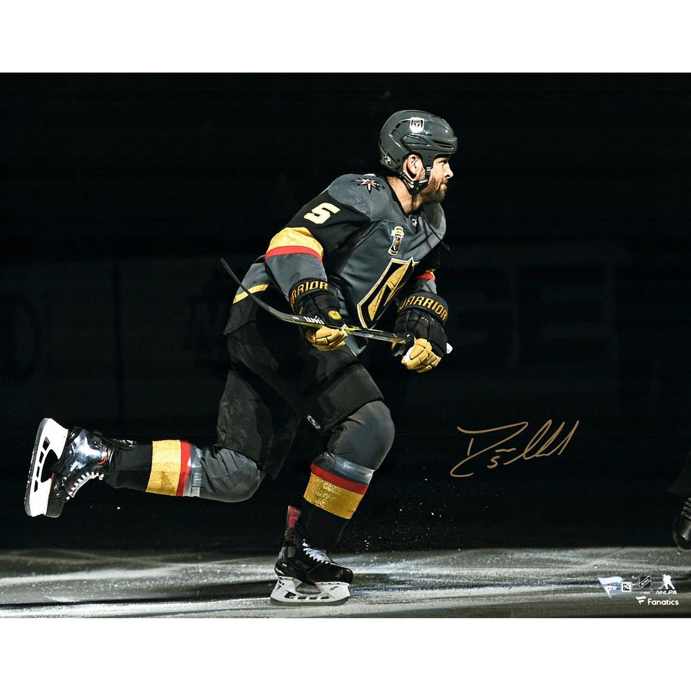 Deryk Engelland Vegas Golden Knights Autographed 16