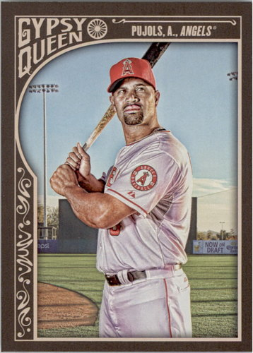 Photo of 2015 Topps Gypsy Queen #49 Albert Pujols