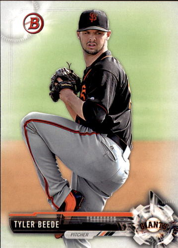 Photo of 2017 Bowman Prospects #BP57 Tyler Beede