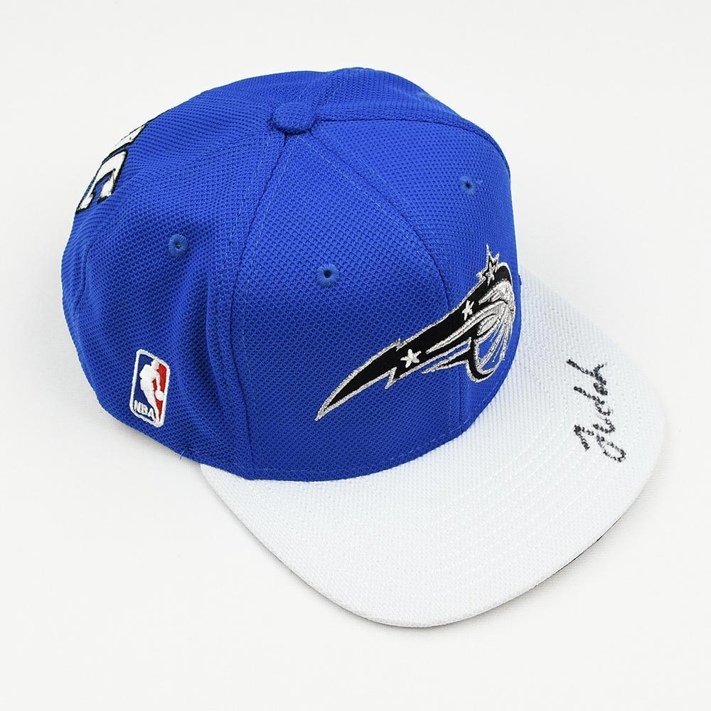 Jonathan Isaac - Orlando Magic - 2017 NBA Draft Class - Autographed Hat
