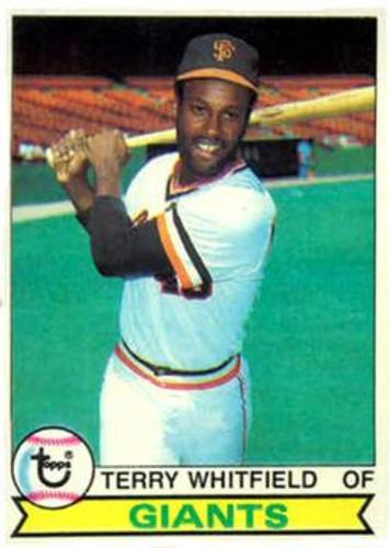 Photo of 1979 Topps #589 Terry Whitfield