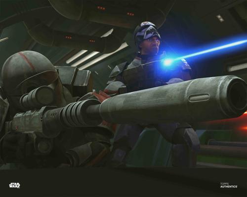 Bad Batch Clone Troopers