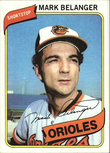 Photo of 1980 Topps #425 Mark Belanger
