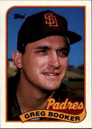 Photo of 1989 Topps #319 Greg Booker