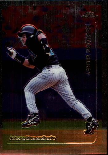 Photo of 1999 Topps Chrome #323 Bernard Gilkey