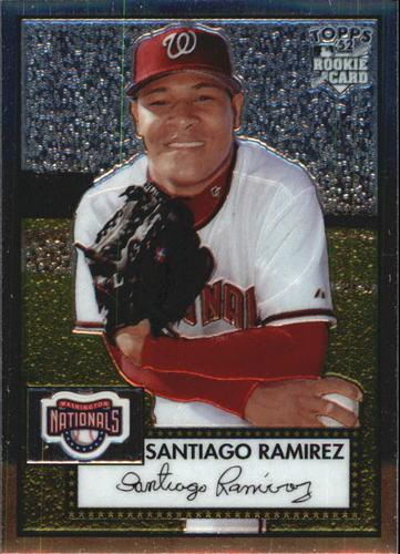 Photo of 2006 Topps 52 Chrome #83 Santiago Ramirez