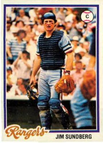 Photo of 1978 Topps #492 Jim Sundberg