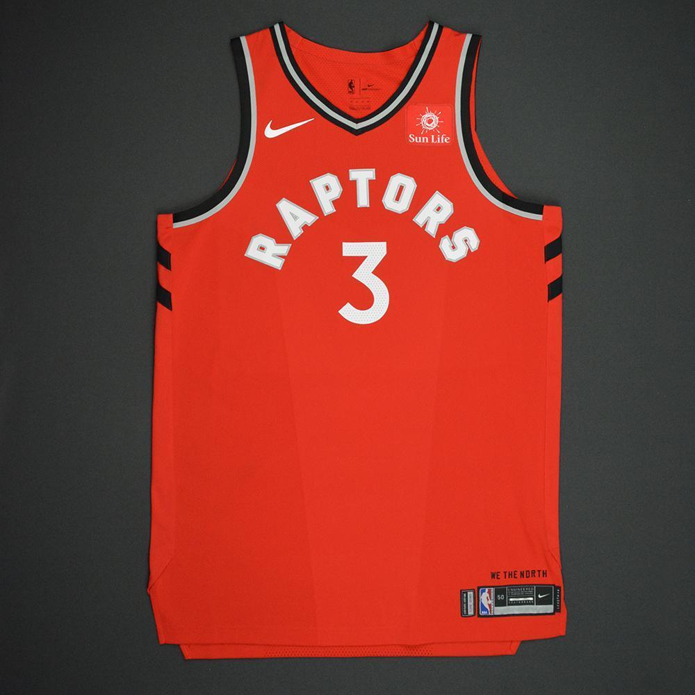 7accf8e2c OG Anunoby - Toronto Raptors - 2017 NBA Draft - Autographed Jersey ...