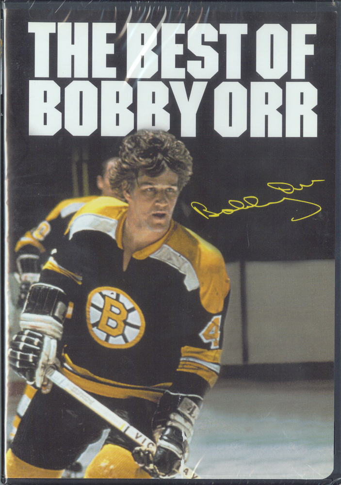 Bobby Orr DVD Best of Bobby Orr