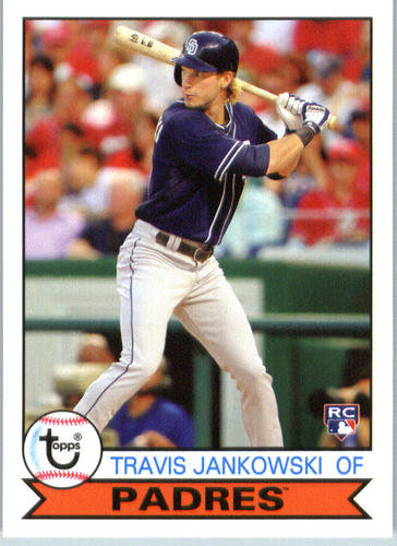 Photo of 2016 Topps Archives #147 Travis Jankowski RC