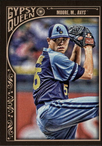 Photo of 2015 Topps Gypsy Queen #104 Matt Moore