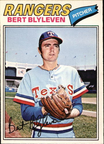 Photo of 1977 O-Pee-Chee #101 Bert Blyleven