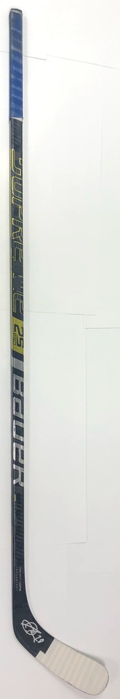 #28 Michael Dal Colle Game Used Stick - Autographed - New York Islanders