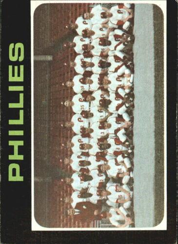 Photo of 1971 Topps #268 Philadelphia Phillies TC