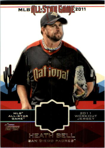 Photo of 2011 Topps Update All-Star Stitches #AS36 Heath Bell