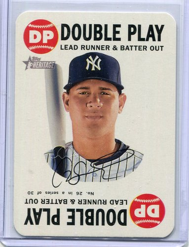 Photo of 2017 Topps Heritage Topps Game #26 Gary Sanchez