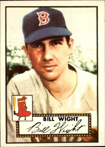 Photo of 1983 Topps 1952 Reprint #177 Bill Wight