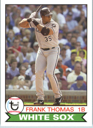Photo of 2016 Topps Archives #151 Frank Thomas
