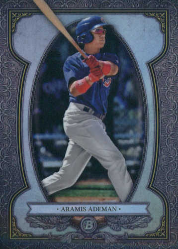 Photo of 2019 Bowman Chrome Bowman Sterling Continuity #BS6 Aramis Ademan