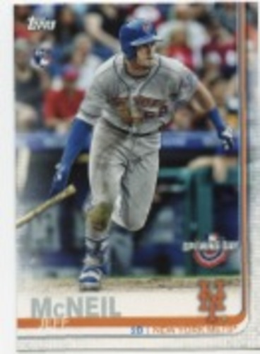 Photo of 2019 Topps Opening Day #133 Jeff McNeil RC