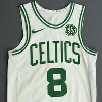 Kemba Walker - Boston Celtics - Kia NBA Tip-Off 2019 - Game-Worn Association Edition Jersey - Celtics' Debut