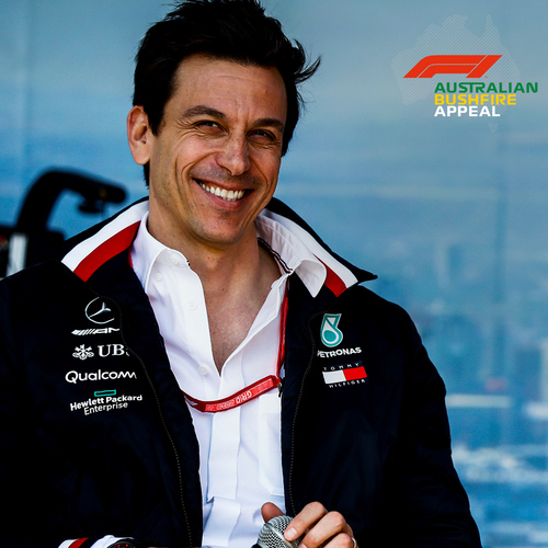 Photo of Meet & Greet with Toto Wolff - Team Principal & CEO of Mercedes-AMG Petronas ...