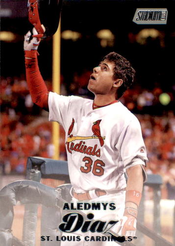 Photo of 2017 Stadium Club #145 Aledmys Diaz