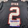 Legends - Falcons Matt Ryan Signed Authentic Jersey